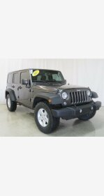 2017 Jeep Wrangler 4WD Unlimited Sport for sale 101321270