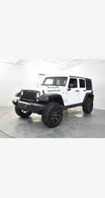 2017 Jeep Wrangler 4WD Unlimited Sport for sale 101325764
