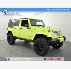 2017 Jeep Wrangler 4WD Unlimited Sahara for sale 101325765