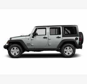 2017 Jeep Wrangler 4WD Unlimited Sport for sale 101328466