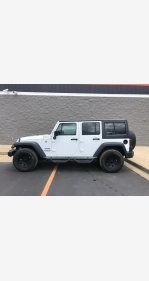 2017 Jeep Wrangler 4WD Unlimited Sport for sale 101332010
