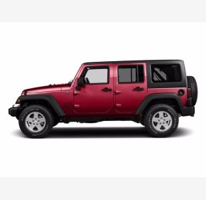 2017 Jeep Wrangler for sale 101336973