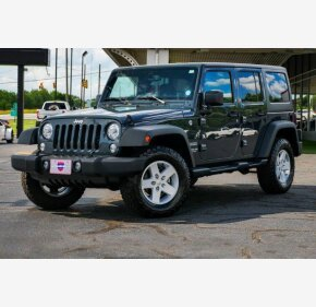 2017 Jeep Wrangler for sale 101341233