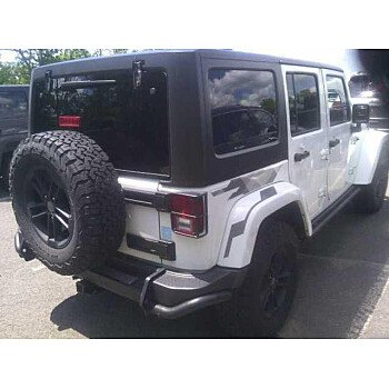 2017 Jeep Wrangler for sale 101343970