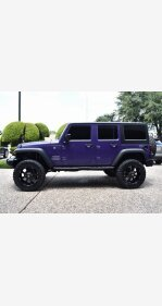 2017 Jeep Wrangler for sale 101345742