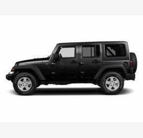 2017 Jeep Wrangler for sale 101352427