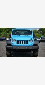 2017 Jeep Wrangler for sale 101360464