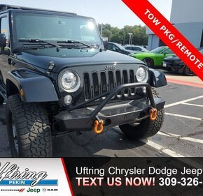 2017 Jeep Wrangler for sale 101372509