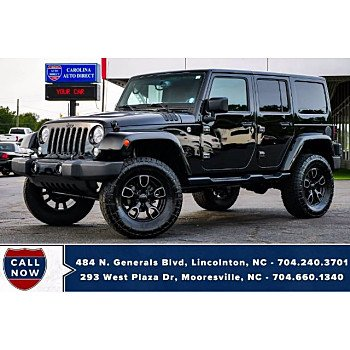 2017 Jeep Wrangler for sale 101376550