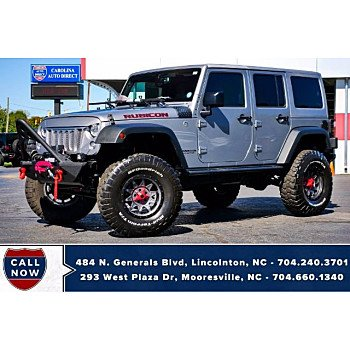 2017 Jeep Wrangler for sale 101382041