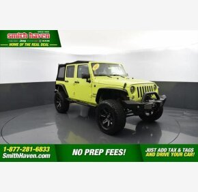2017 Jeep Wrangler for sale 101387182