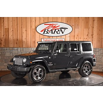 2017 Jeep Wrangler for sale 101390074