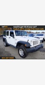 2017 Jeep Wrangler for sale 101391663