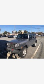 2017 Jeep Wrangler for sale 101395002