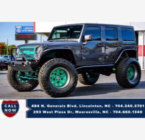 2017 Jeep Wrangler for sale 101396107