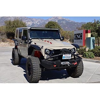 2017 Jeep Wrangler for sale 101398519