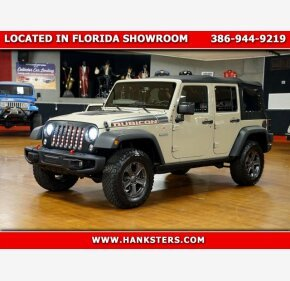 2017 Jeep Wrangler for sale 101403444