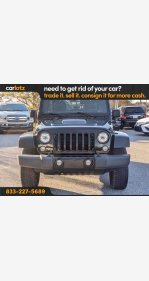 2017 Jeep Wrangler for sale 101404553