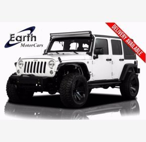 2017 Jeep Wrangler for sale 101405583