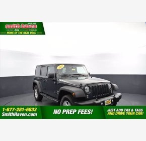 2017 Jeep Wrangler for sale 101405656