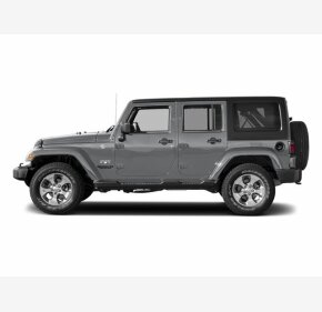 2017 Jeep Wrangler for sale 101406180