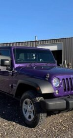 2017 Jeep Wrangler for sale 101409676