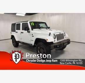 2017 Jeep Wrangler for sale 101412648