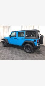 2017 Jeep Wrangler for sale 101425367