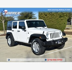 2017 Jeep Wrangler for sale 101427080