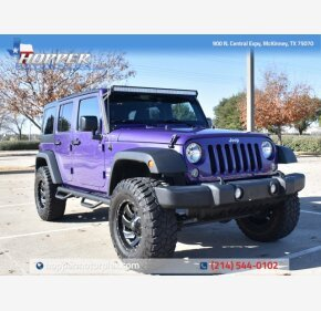 2017 Jeep Wrangler for sale 101428304