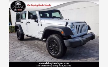 2017 Jeep Wrangler for sale 101429790