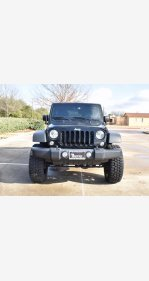 2017 Jeep Wrangler for sale 101430284