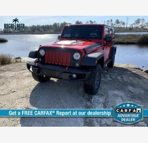 2017 Jeep Wrangler for sale 101431108