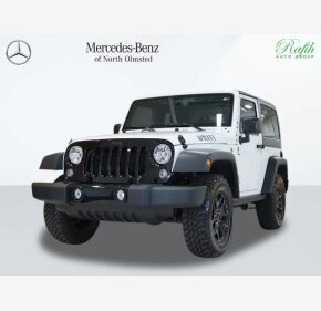 2017 Jeep Wrangler for sale 101435447