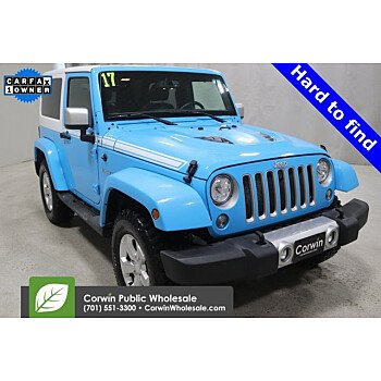 2017 Jeep Wrangler for sale 101437501