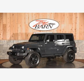 2017 Jeep Wrangler for sale 101437639