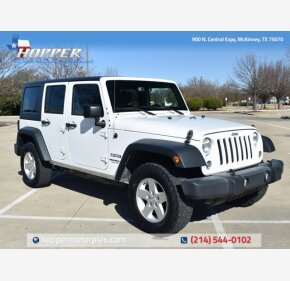 2017 Jeep Wrangler for sale 101437653