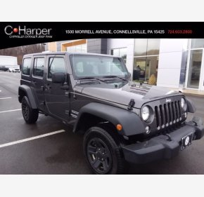 2017 Jeep Wrangler for sale 101442584