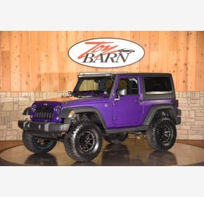 2017 Jeep Wrangler for sale 101445045