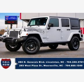 2017 Jeep Wrangler for sale 101450199