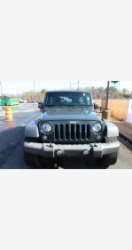 2017 Jeep Wrangler for sale 101457298