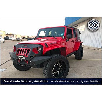 2017 Jeep Wrangler for sale 101461171