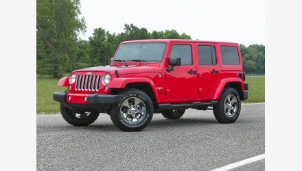 2017 Jeep Wrangler for sale 101466018