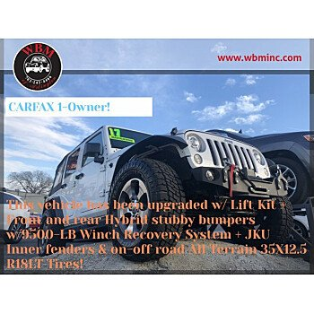 2017 Jeep Wrangler for sale 101471164