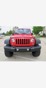 2017 Jeep Wrangler for sale 101475064