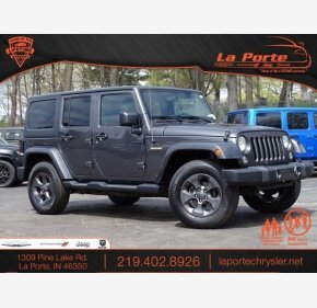 2017 Jeep Wrangler for sale 101478270