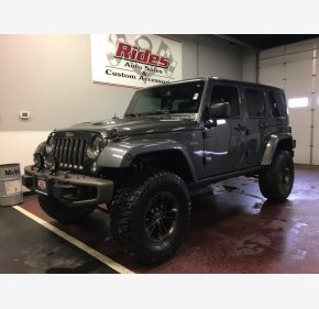 2017 Jeep Wrangler for sale 101487857