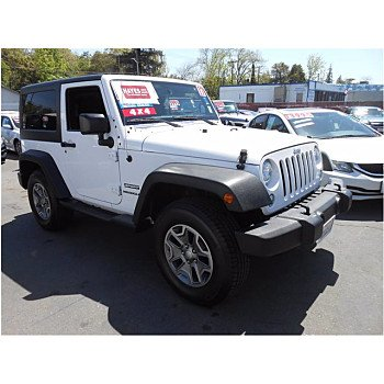 2017 Jeep Wrangler for sale 101490770