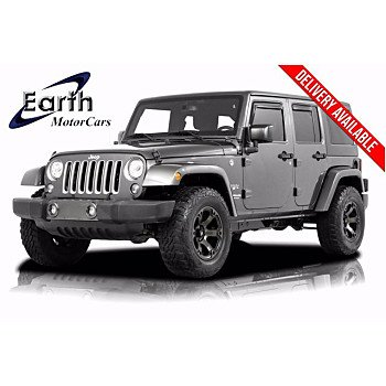 2017 Jeep Wrangler for sale 101512783