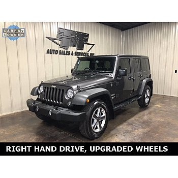2017 Jeep Wrangler for sale 101569885